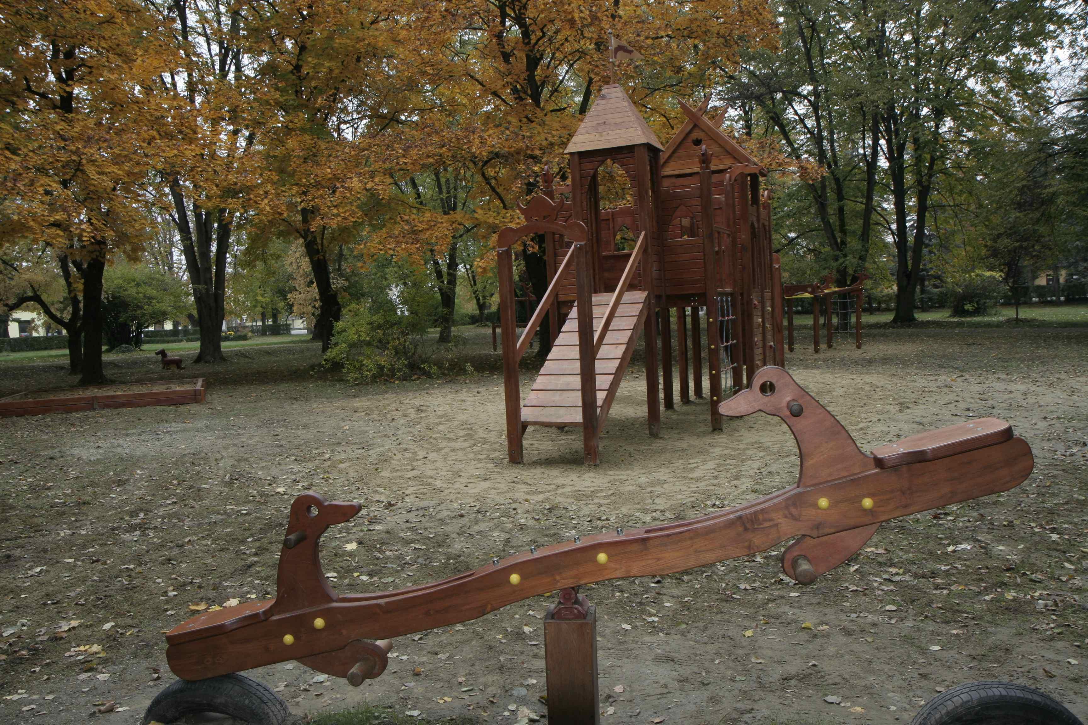 Babócsa • Központi Park